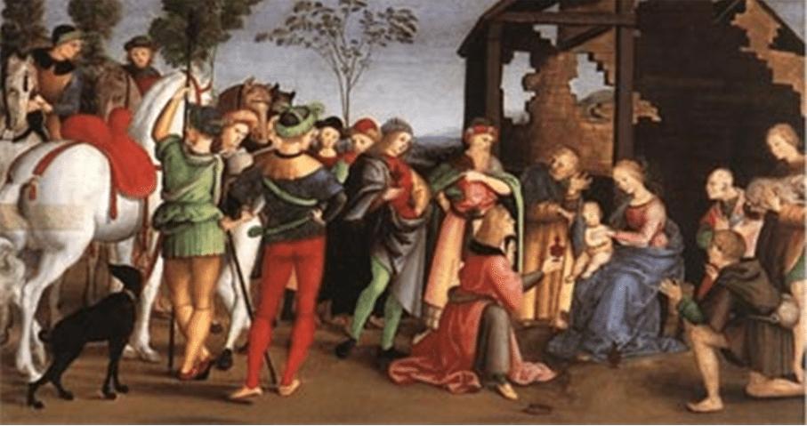 Raffaello Sanzio (Urbino 6 Aprile 1493 - Roma 6 Aprile 1520)